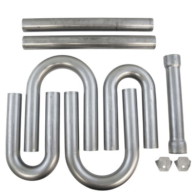 Triumph Builder Exhaust Kit - for your Chopper Bobber or Cafe Build