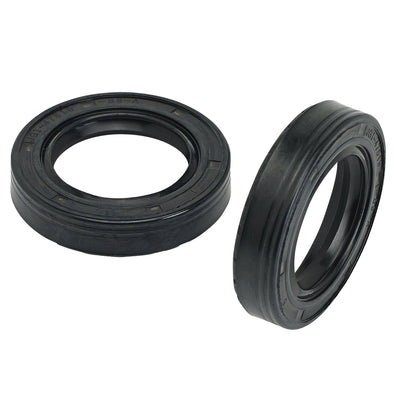 Wheel Bearing Oil Seals for Big Twin and XL Models - Front or Rear Wheel