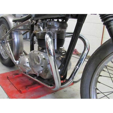 Triumph TT Style Exhaust Pipes