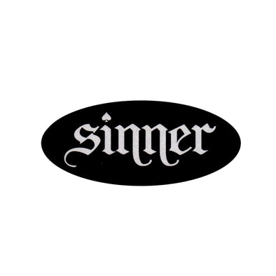 Sinner Sticker