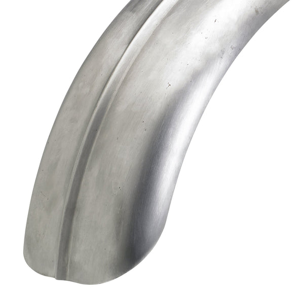Stingray Ribbed Steel Fender 7 inch Width