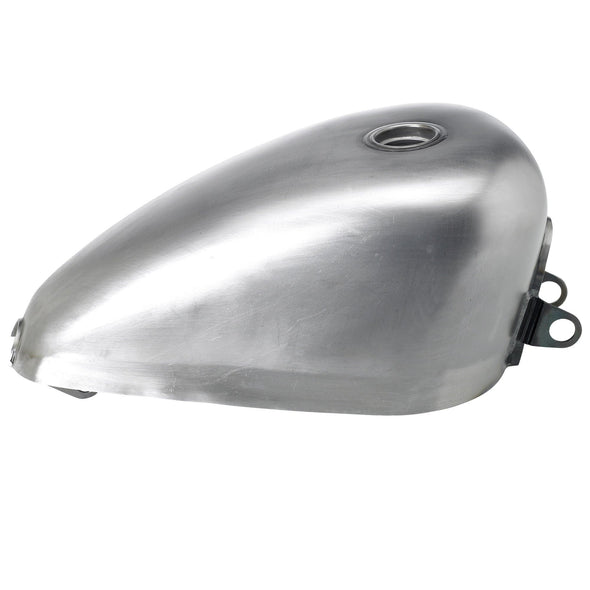 Cycle Standard Stock Style Harley Sportster Gas Tank 1986 - 2003 - Left Side Petcock - 2.2 gallon