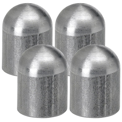 Full Radius Threaded Steel Bungs - 5/16-18 thread - 4 pack