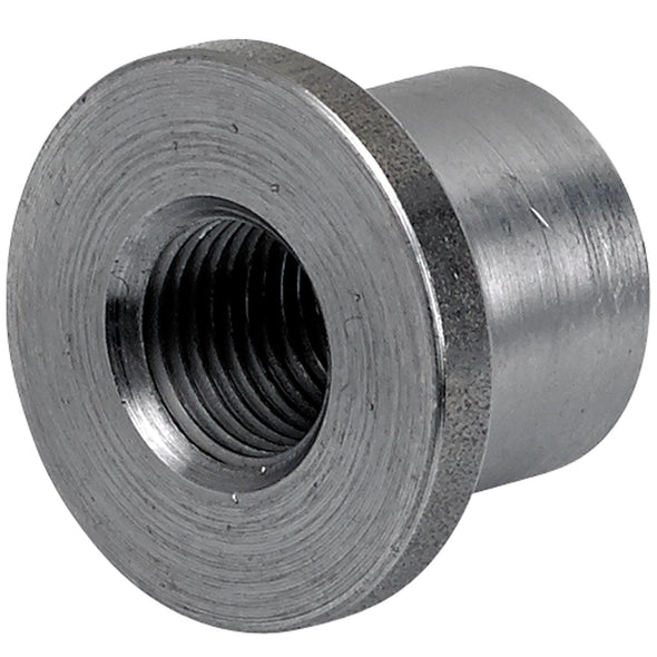 Tophat Threaded Steel Bung 1/8 inch NPT - 4 pack