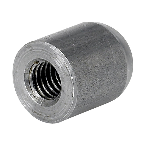 Full Radius Threaded Steel Bungs 3/8-16 thread - 4 pack