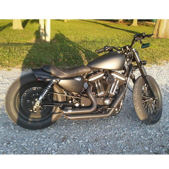 Tsunami Fender - Raw Aluminum - 2004 and Up Sportsters