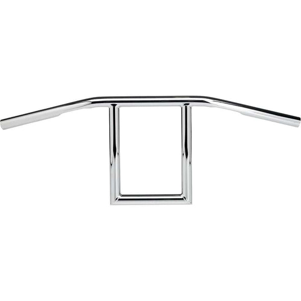 Window Handlebars - 1 inch - Chrome