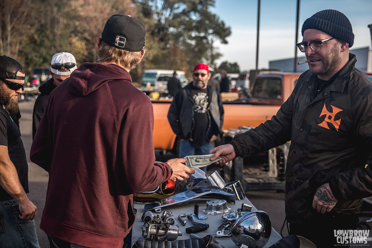 Lowbrow Customs Motorcycle Swap & Meet May 12th, 2018-8