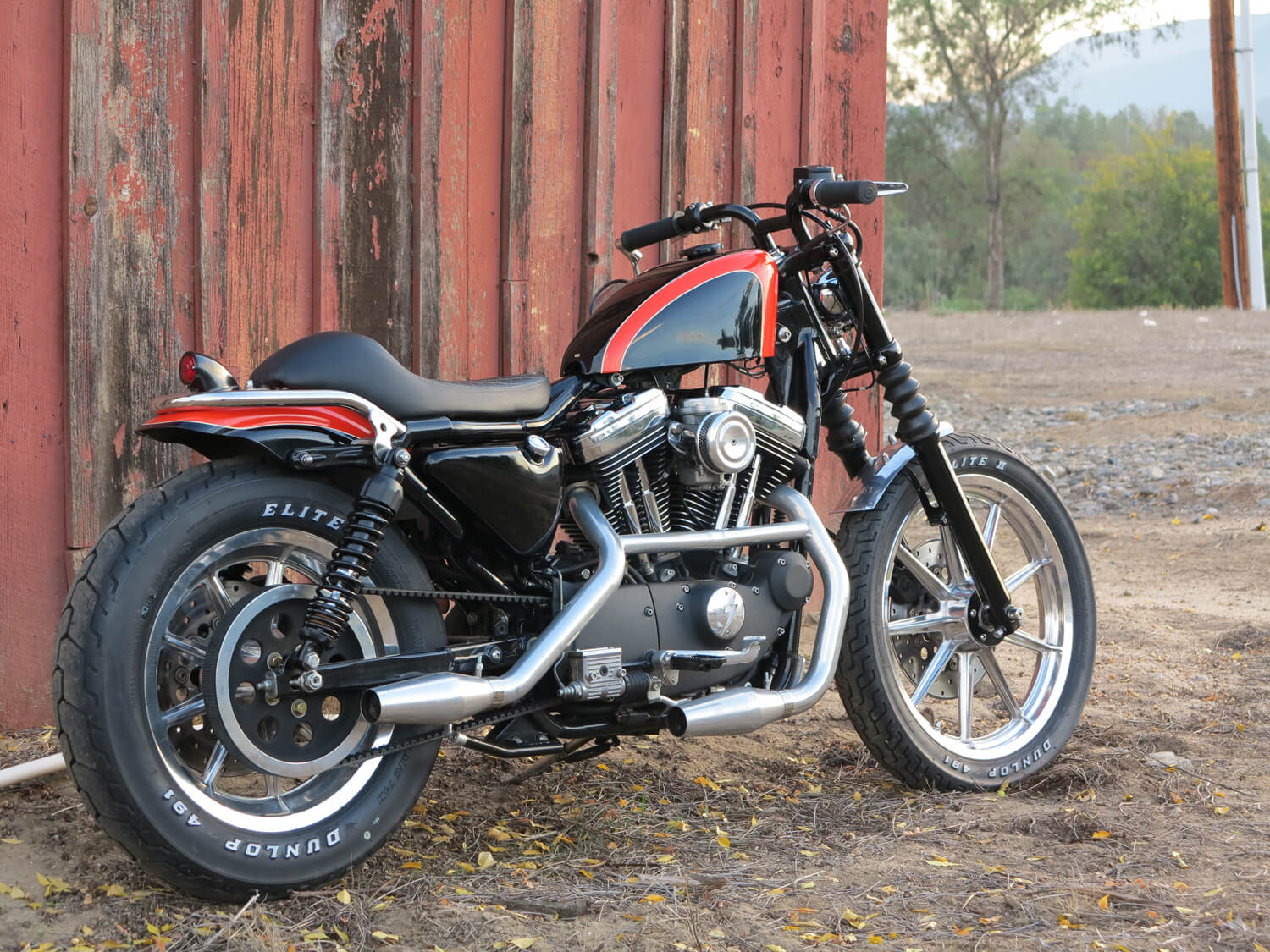 BILTWELL_114-How to install biltwell inc. banana seat or cafe seat-12