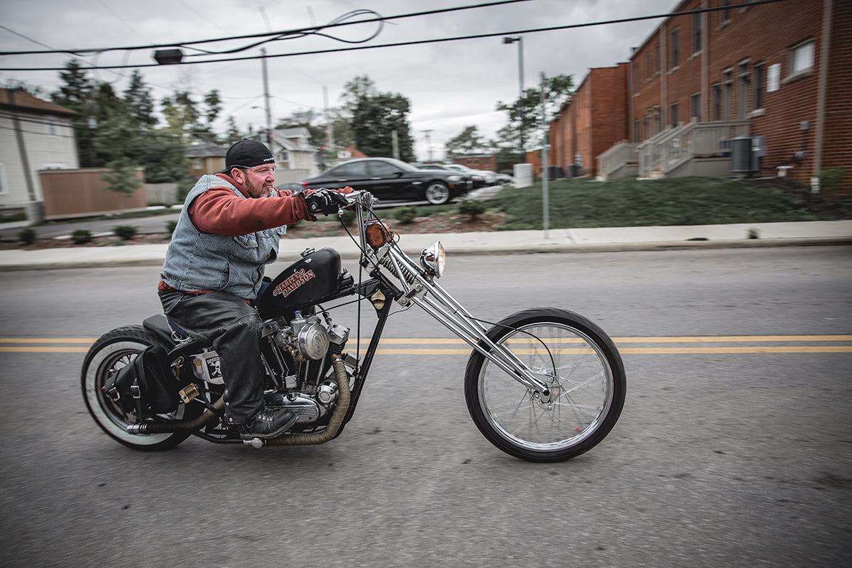 Ironhead. Pinned Ohio 2016