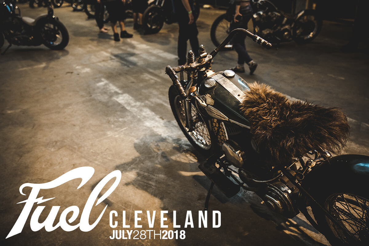 See you at next year's Fuel Cleveland - July 28th 2018 at the same location! Fuel Cleveland 2017 - Lowbrow Customs, The Gasbox, Forever The Chaos Life