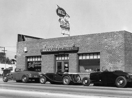 The Original Bell Auto Parts Store bought by Roy Richter in 1945