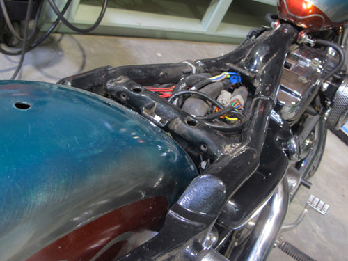 How to install biltwell inc. banana seat or cafe seat-2
