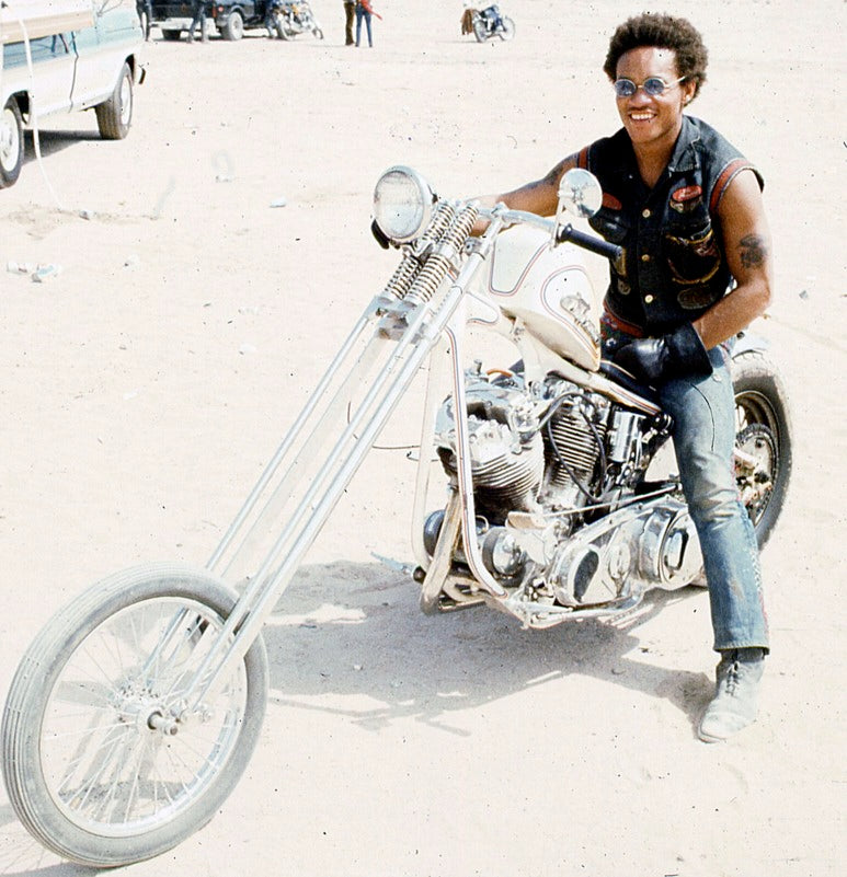 Black Biker History - Choppers And Motorcycle Clubs - Lowbrow Customs-17