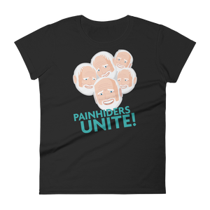 Painhiders women's t-shirt