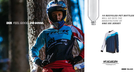IXS SPORTS DIVISION OFFERS SOME OF THE BEST WOMEN'S MTB WEAR
