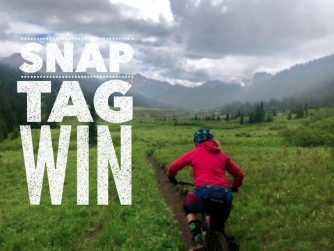 SNAP. TAG. WIN.