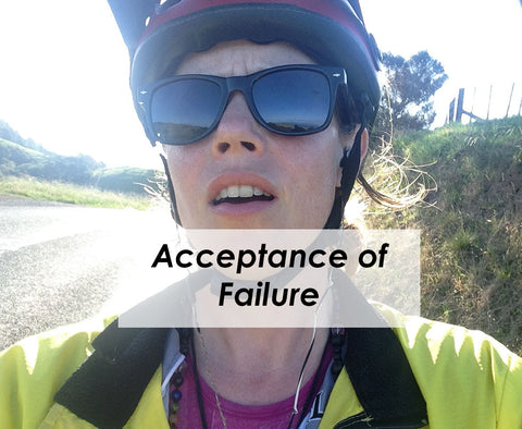 The Painful Acceptance of Failure