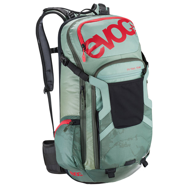 FR Trail TEAM 20l - Light Petrol/Olive by EVOC