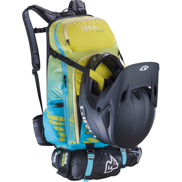 FR Trail Women 20l - Sulphur/Neon Blue by EVOC