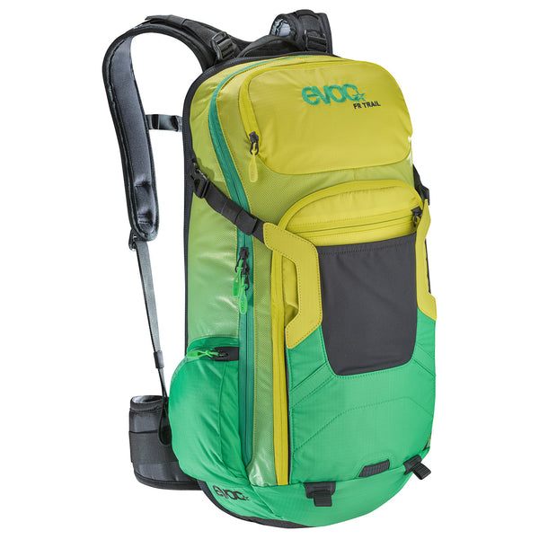 FR Trail 20l - Sulphur/Green by EVOC
