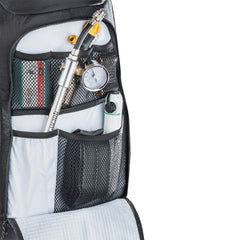 FR Trail UNLIMITED 20l - Black/White by EVOC