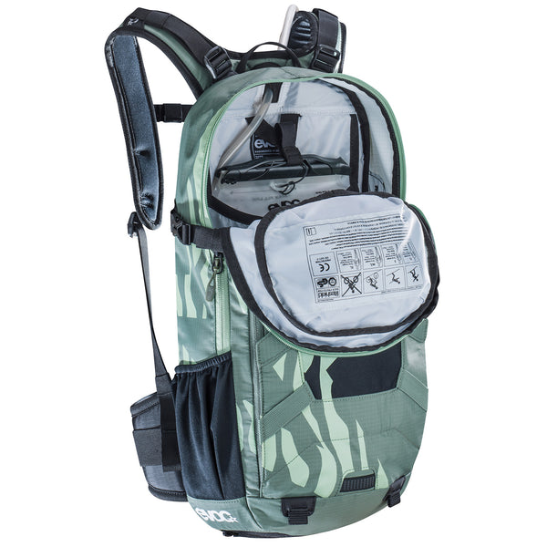 FR Enduro Women 16l - Olive Light/Petrol by EVOC
