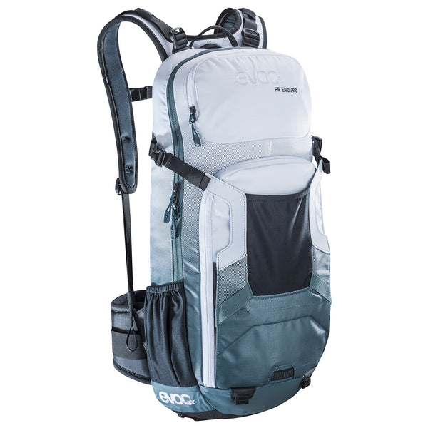 FR Enduro 16l - White/Slate by EVOC