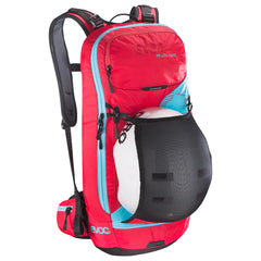 FR Lite RACE 10l - Red/Neon Blue by EVOC