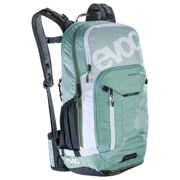Roamer 22l TEAM - Light Petrol/White by EVOC