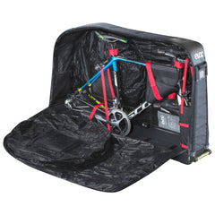 Bike Travel Bag Pro - Black by EVOC