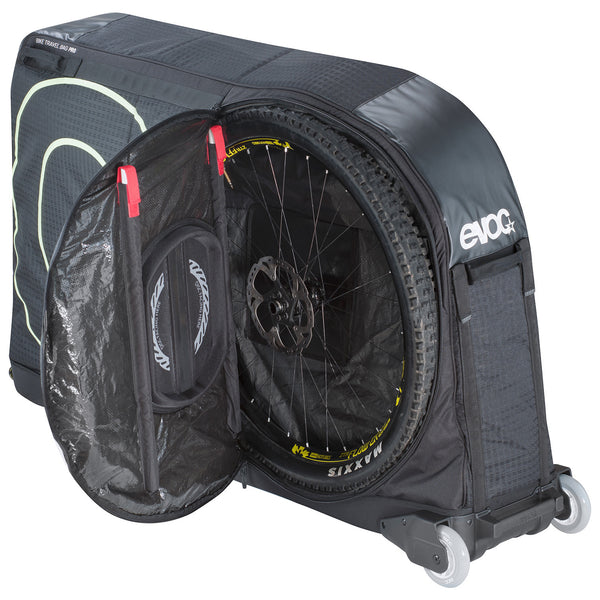 Bike Travel Bag Pro - Yellow by EVOC