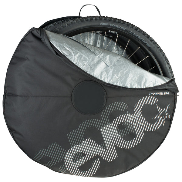 Two Wheel Bag- Black by EVOC