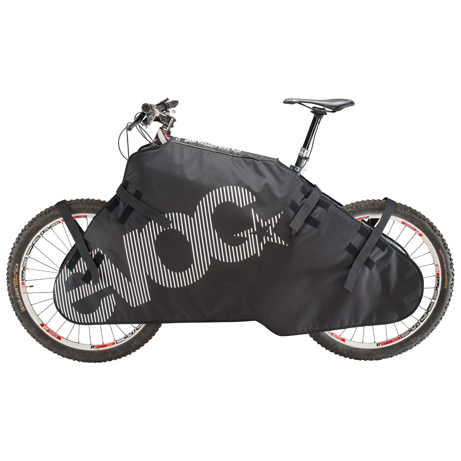 Padded Bike Rug- Black by EVOC