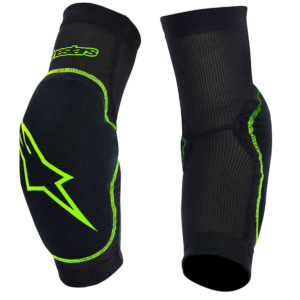 Paragon Elbow Protector - Green by Alpinestars