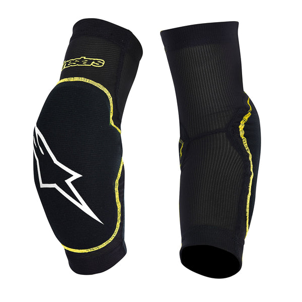 Paragon Elbow Protector - Yellow by Alpinestars