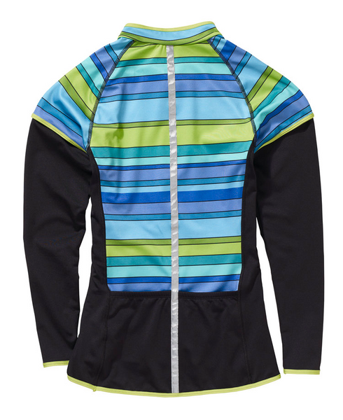 Take the Lane! Long Sleeve Cycling Jersey by Sassy Cyclist