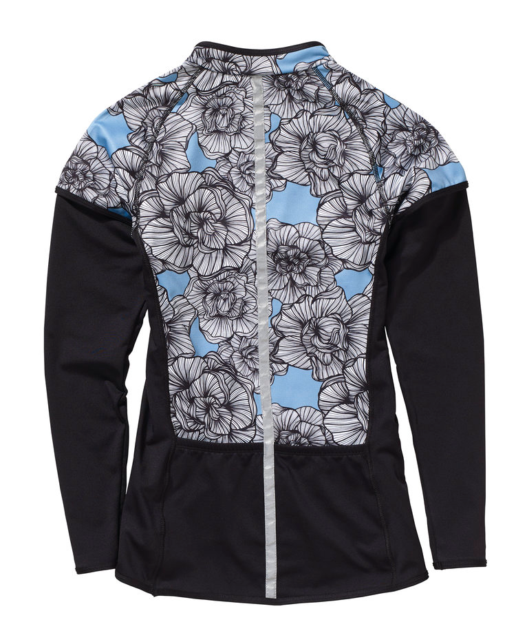 Cyclista Long Sleeve Cycling Jersey by Sassy Cyclist – Dirty Jane 11d6c8e04