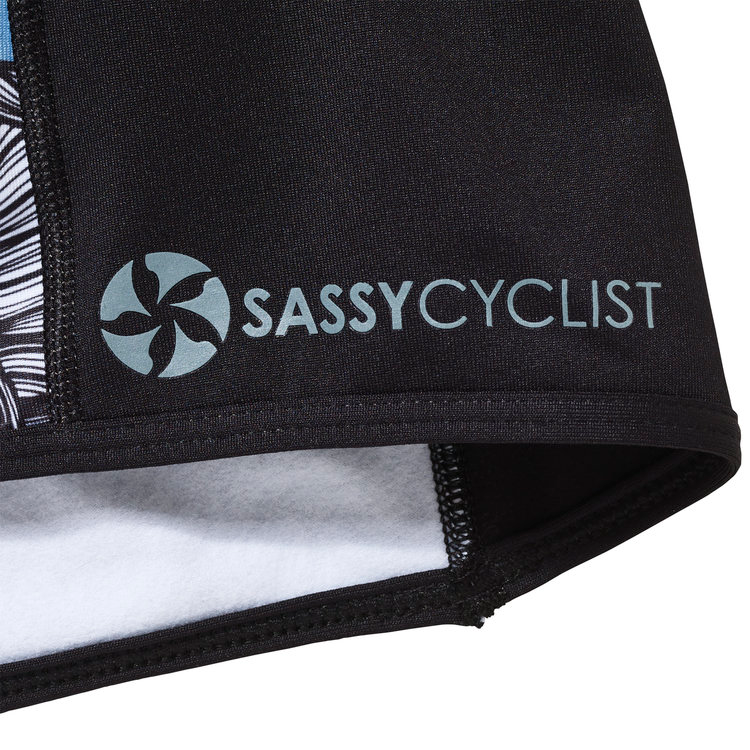 Cyclista Long Sleeve Cycling Jersey by Sassy Cyclist