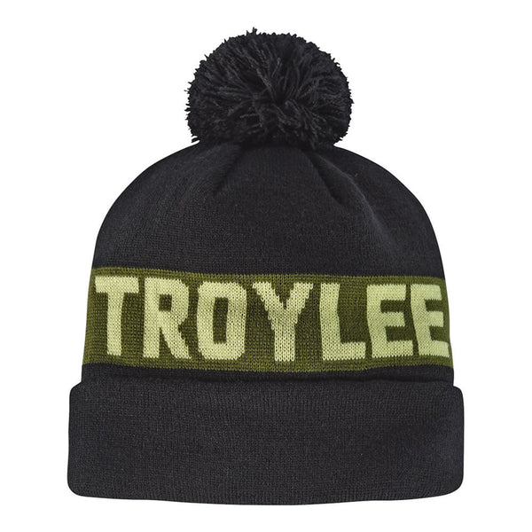 Common Beanie - Black by Troy Lee Design