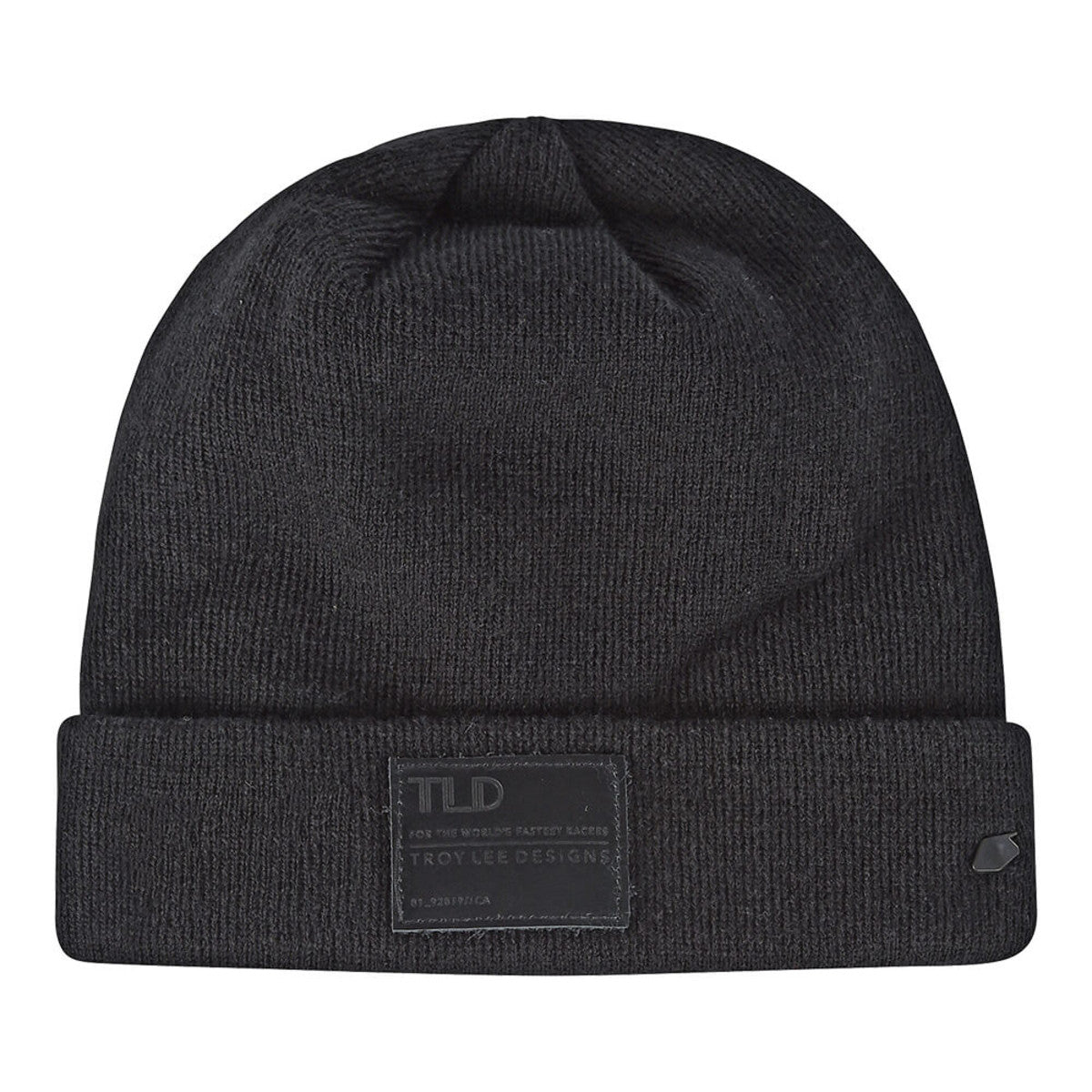 Stealth Beanie - Black by Troy Lee Design