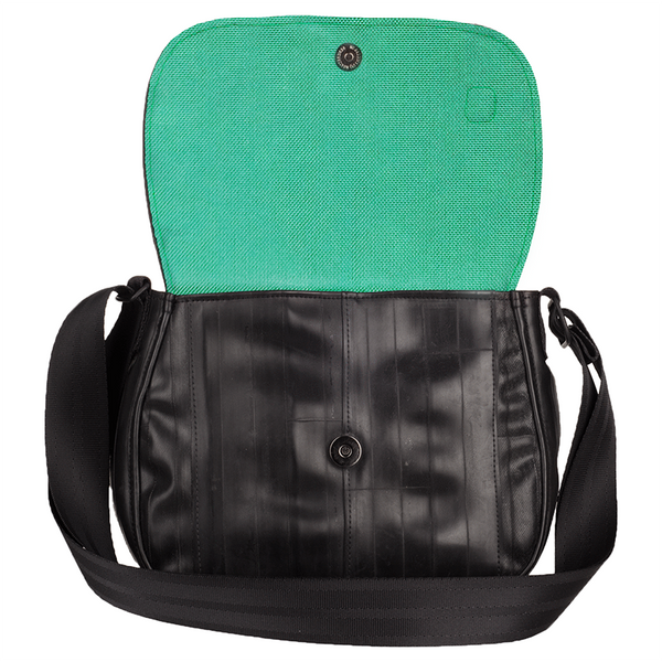 Laurehurst Crossbody Purse - Turquoise by Alchemy Goods