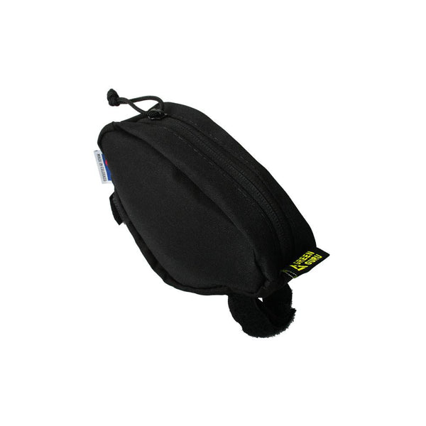Clincher Frame Bag - Mini - Black by Green Guru