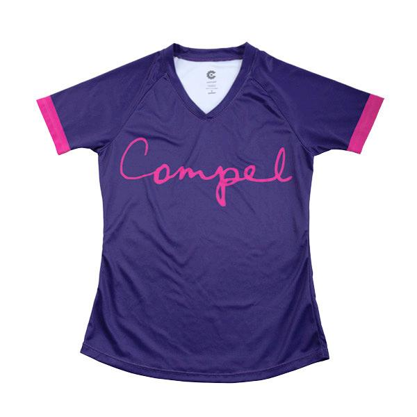 Outerself Women's Trail Jersey by Compel