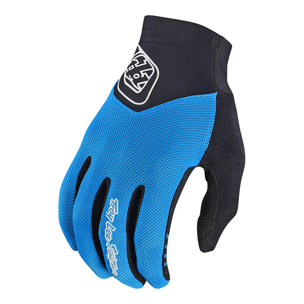 2018 Ace 2.0 Women's Gloves - Blue by Troy Lee Designs