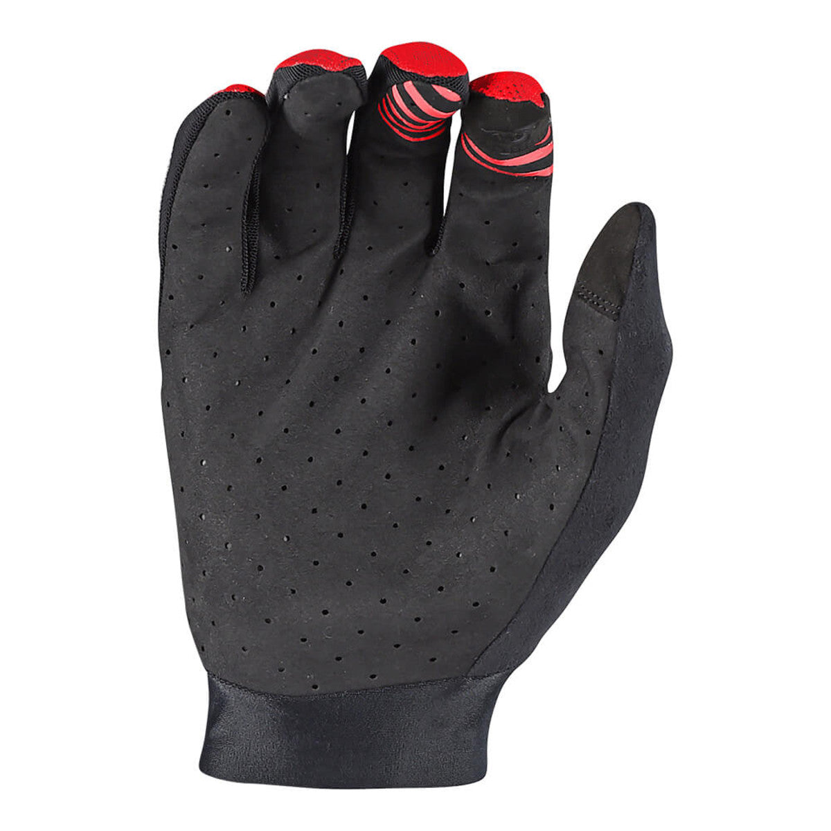 2018 Ace 2.0 Women's Gloves - Red by Troy Lee Designs