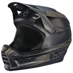 XACT Full Face Helmet - Black Gun Metal by IXS