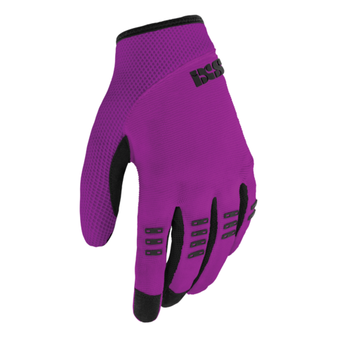 BC-X3.1 Womens Gloves - Purple by IXS