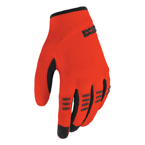 BC-X3.1 Womens Gloves - Fluor Red by IXS
