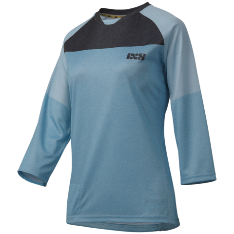 2017 Vibe 6.1 Ladies Jersey - Brisk Blue by IXS